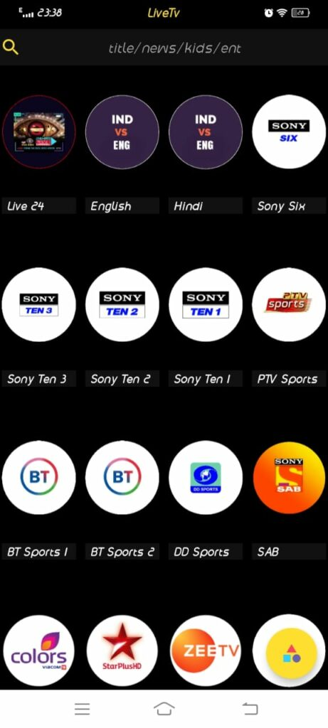 pikashow apk free download app for android